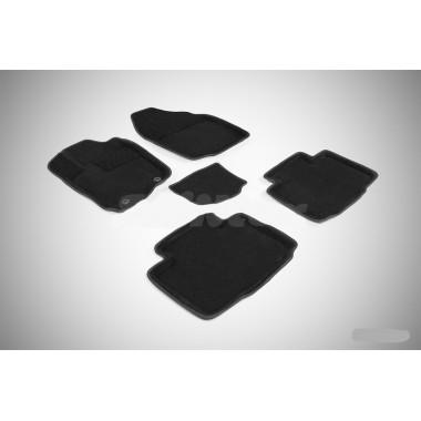 3D коврики для Toyota RAV4 IV 2012-н.в.