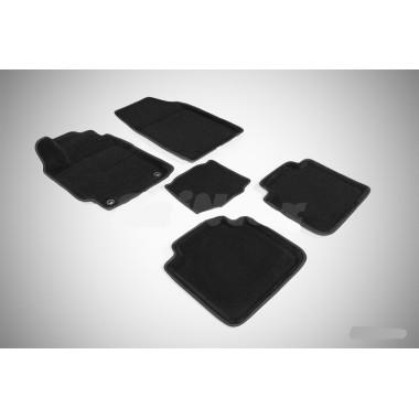 3D коврики для Toyota Camry VII 2012-н.в.