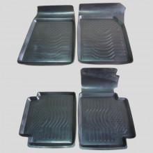 Резиновые коврики в салон ВАЗ 2101-07