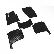 Резиновые коврики Сетка для Volkswagen TOUAREG II 2010-2017