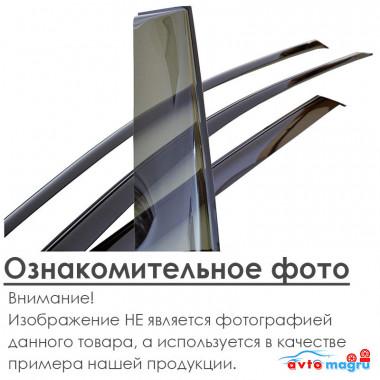 Ветровики Cobra Tuning (дефлекторы) 2